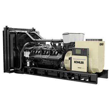 kd1600-uf, 60 hz, groupe électrogène industriel