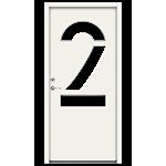 Exterior Door Character Identity (Inswing) Nr 2