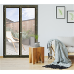 double french door- new construction - in'alpha 70 - pf2