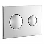contemporary flush plate ideal standard
