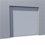 murax 110 security shutter lacquered ral