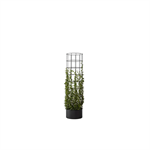 dB Flower Trellis 420x1600 Black