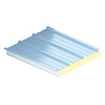 toiture trapezoidal de couverture ks1000 rw avec isolant quadcore