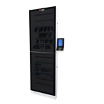 alkey electronic key cabinet kms6- 128_160_192 keyholders