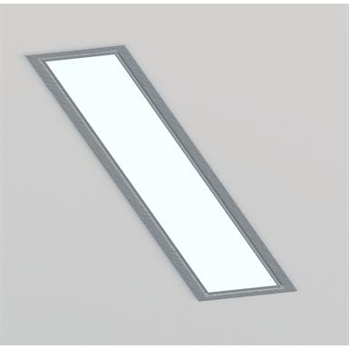 runline recessed luminaire compact 300