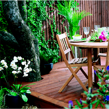 Terrace Thermowood