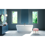 Libra 6632 - Freestanding Therapeutic Bath
