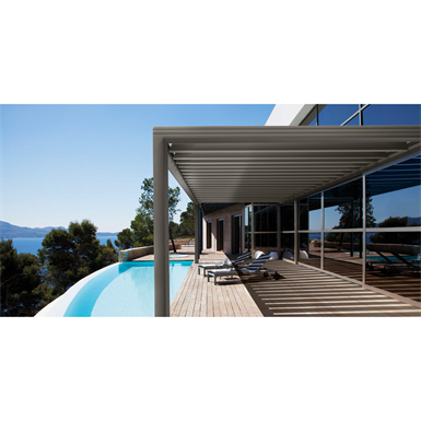 Pergolas & AAS Patio roofs without poles