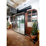 Automatic door - Telescopic BP A20-4 without fixed panel