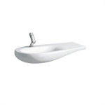 ILBAGNOALESSI ONE Countertop washbasin, shelf right 900 mm
