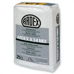 ARDEX A 34 MIX - Dry concrete, grain size 0-6 mm