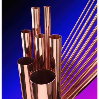 Half-hard copper tube
