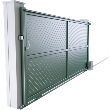 Creation Line - Escalquens Sliding Gate Model