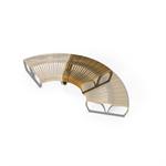 Nova C Double Bench Curved 30