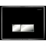 reflet 90 flush plate