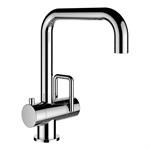 arwa-twin, Basin faucet with projection 175 mm