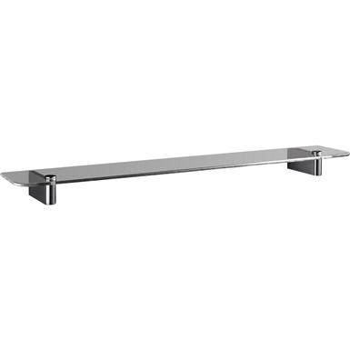 connect glass shelf 600x110mm