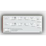 Lightpad LED Freestanding Showcase Room
