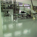 URETHANE TF Flooring system for fertilizer industry