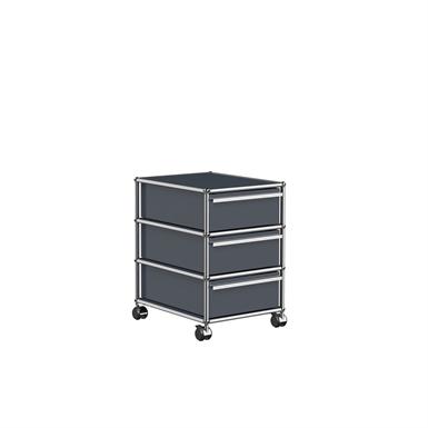 mobile pedestal 3 drawers, customisable