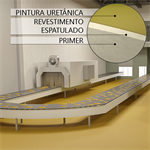 URETHANE TF Flooring system for food industry