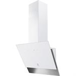 Chimney Design Hood Face Glass 60 White