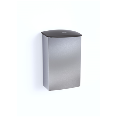 cws stainless steel ladycare box