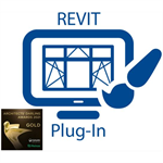 plug-in for revit - create your own windows and doors