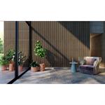 linea 3d bamboo wall cladding