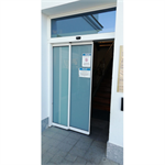 Automatic door - Telescopic SL right A20-2R without fixed panel