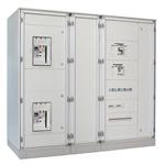 Gaines à câbles composables métalliques XL³ pour réalisation de tableaux électriques IP55 avec appareils de protection jusqu'à 6300A