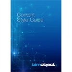 BIMobject Content Style Guide