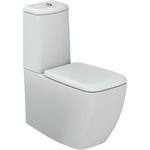 21 cc bowl btw w/soft seat white