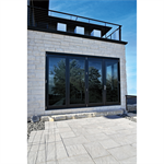 Pinnacle Clad – Bi-fold Patio Doors