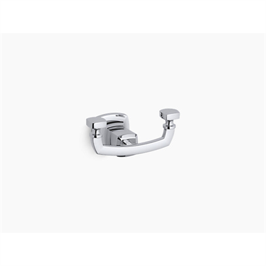 margaux® double robe hook