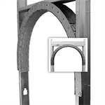 Flex-C Arch - Archway Flexible Structural Framing