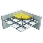 Siniat NIDA ceiling DK/WON/CD 60 - 30