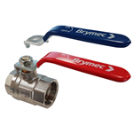 Lever Ball Valve FxF Red & Blue 30721, 30723, 30704, 30705, 30724, 30706, 30725