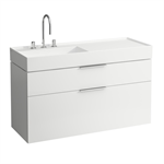 KARTELL BY LAUFEN Vanity unit 1200 mm, for 813332