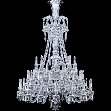 lustre zénith cristal clair 48l