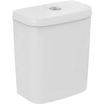 Cisterna TEMPO alimentación inferior 4,5/2,5 litros, blanca