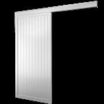volet coulissant ondea 1 vantail simple rail