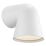 Front Single wall lamp