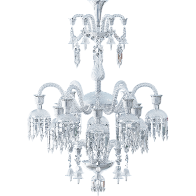 solstice chandelier 12l