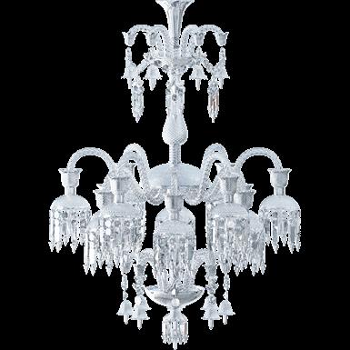 Solstice Chandelier Ceiling 12L