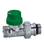 Dynamic thermostatic radiator valves DYNAMICAL® -  Straight version for copper, simple plastic and multi-layer pipes