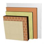 FC06-P-bgf Double skin non facing clay brick façade. RC+LP24+AT+LHGF7+ENL