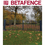 BETAFENCE Creazen Double Gates