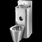 160800  kompact washbasin and floor-standing wc combination
