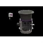 kessel-pumpstation aqualift s lw 600 1 gtf600,sds schaltgerät,kl.b,800-1250